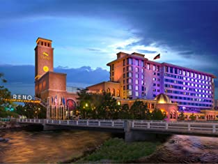 Two Nights with $40 Resort Credit at Chic Luxury Riverfront Hotel in Reno