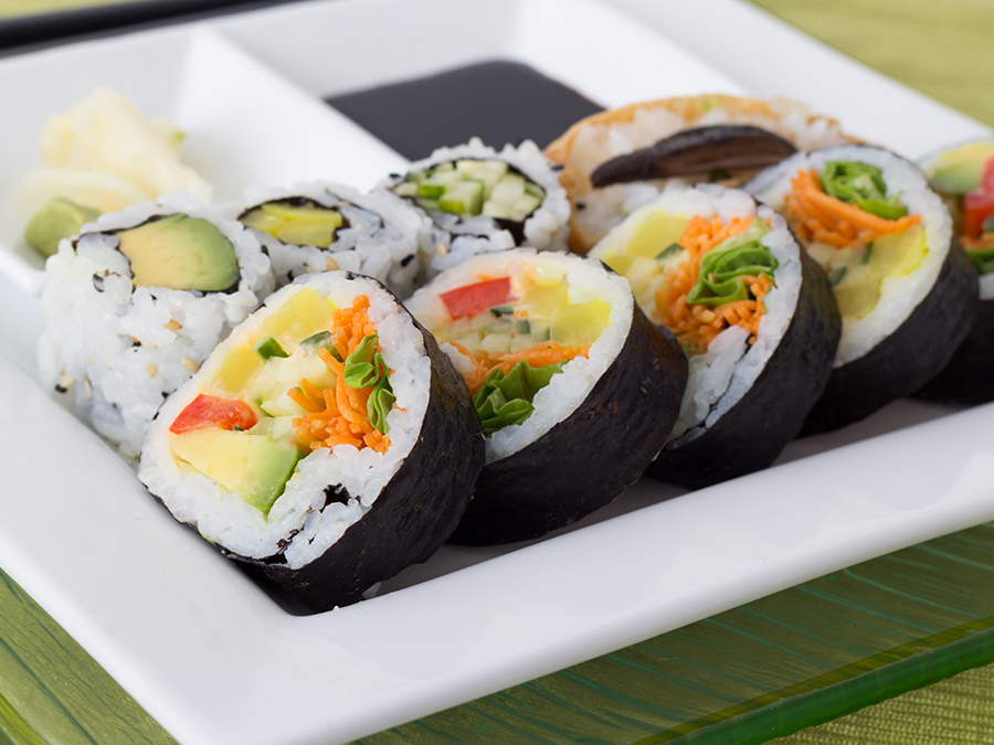$20 to Spend at Aroy Jung Asian Fusion & Sushi Bar