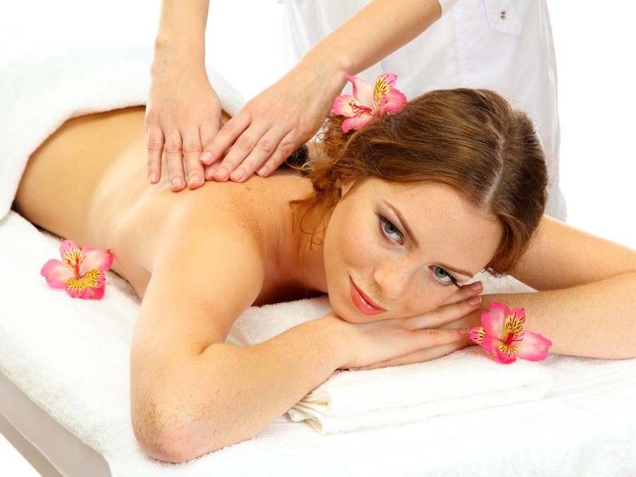 Facial or Massage with Aromatherapy