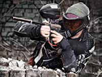 Full Day of Paintball for One or Two