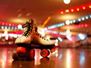 Skating at Haygood Roller Skating Center