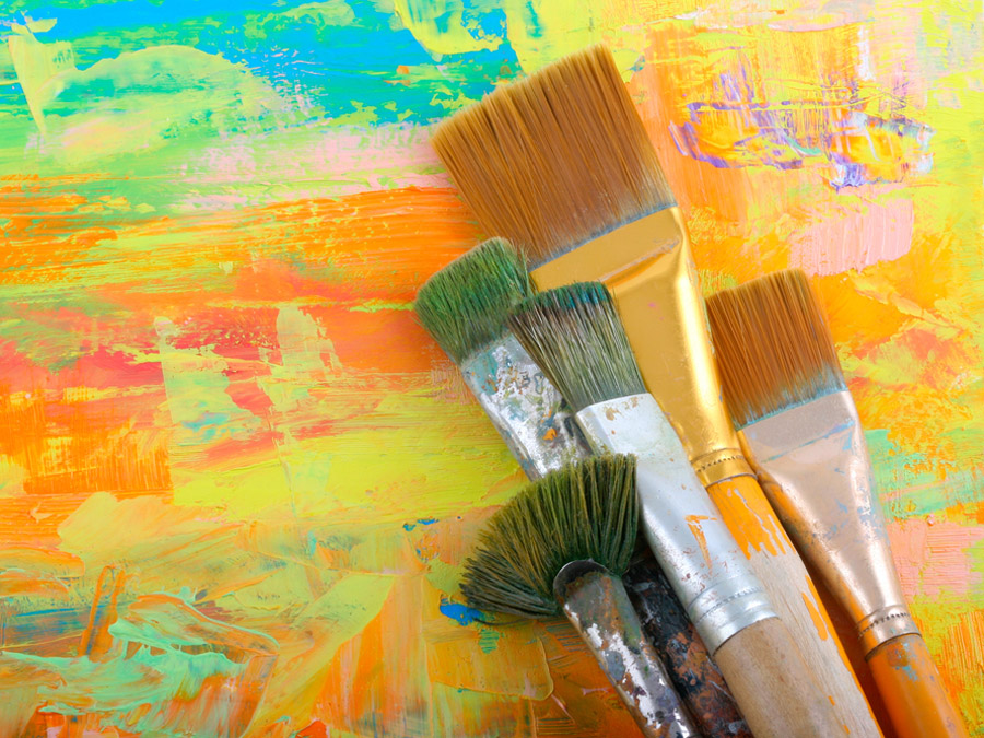 Painting Class for One or Two Adults