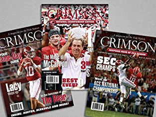 One-Year Subscription to Crimson Magazine