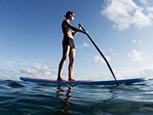 Stand-Up Paddleboard Package for One or Two