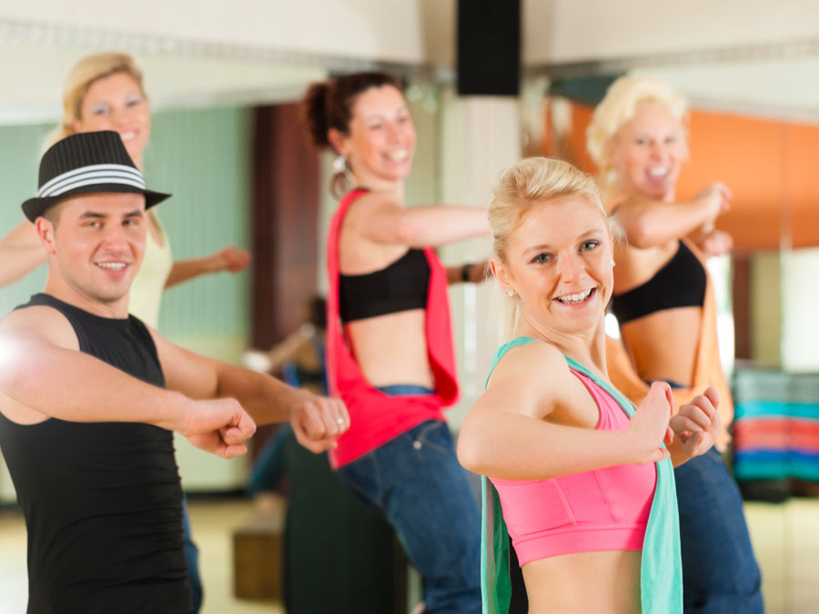 Five Zumba® Classes with Ailton Andrade