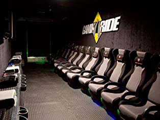 Mobile Video Game Theater Rental