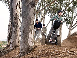 45-Minute Off-Road Segway Tour for Two or Four