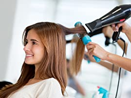 Haircut Package or Microdermabrasion Facial