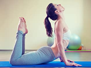One-Hour Private Yoga Class: One or Three