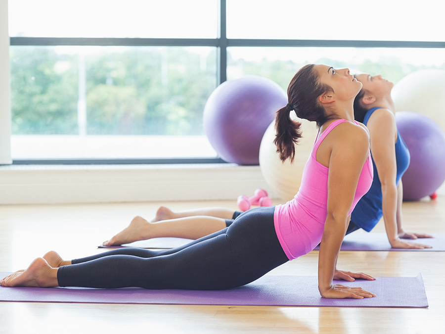 Yoga or Pilates: 5, 10, or 20 Classes