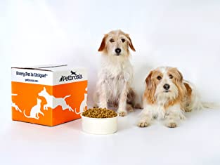 Customized Dog or Cat Food: Up to 20 Pounds