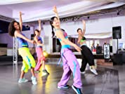 Five 60-Minute Zumba Classes