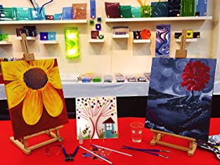 Painting or Glass-Fusing Workshop
