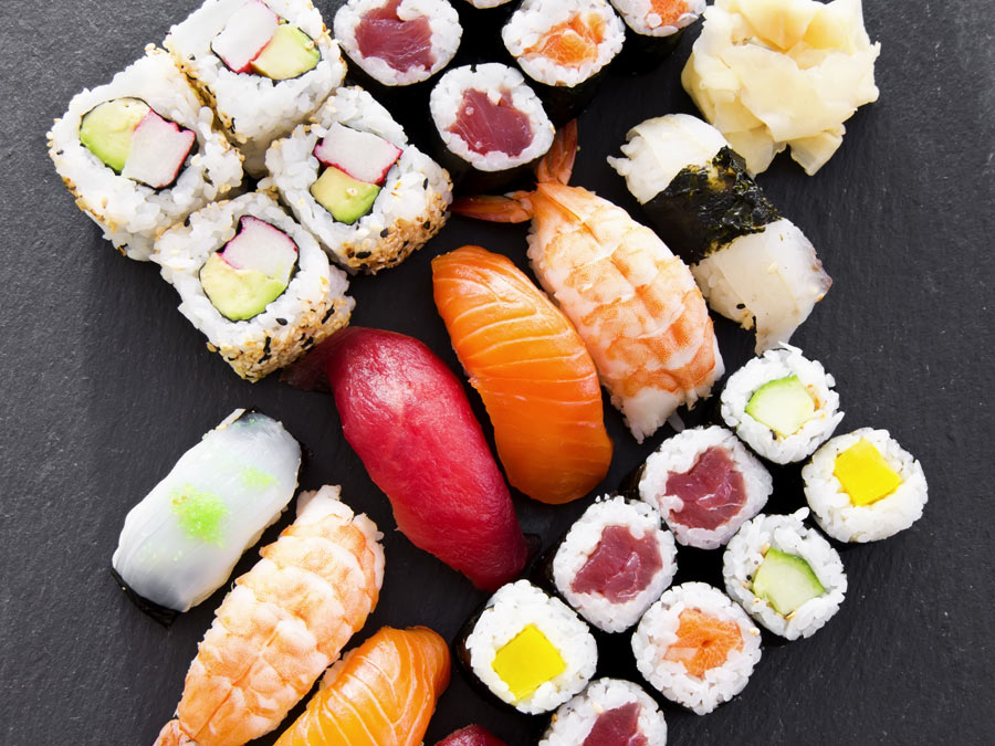 $30 to Spend or Sushi Boat at Mint 2 Thai & Sushi