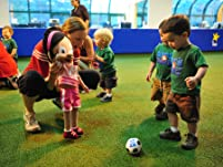 Toddler Pre-Soccer Mini-Season from Kick & Play
