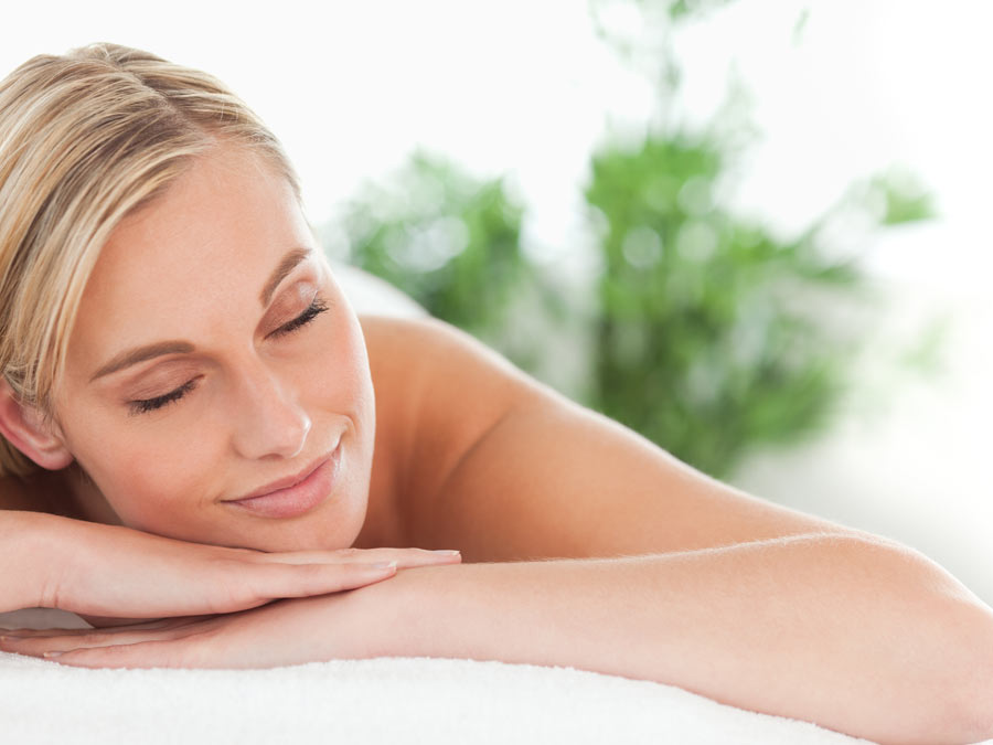 Prenatal Massage with Scalp and Foot Massage