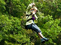 Zip-Line Canopy Tour and Tubing Trip