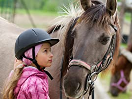 Horseback Riding Lessons at Lynette's Riding School