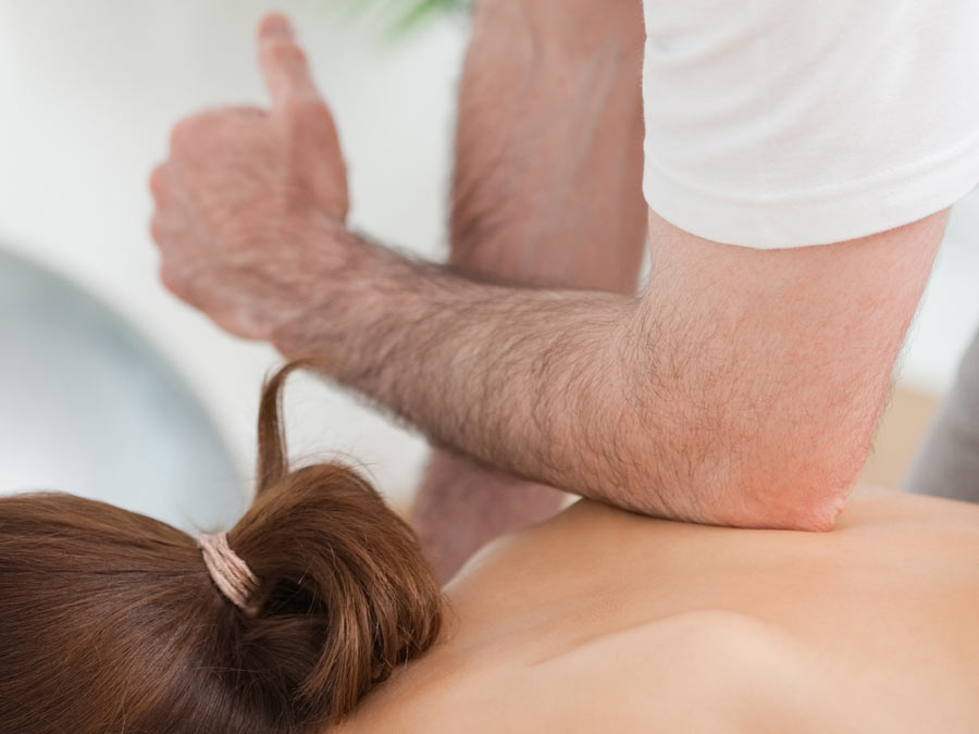 Massage with Optional Chiropractic