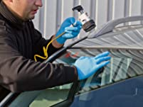 Windshield Chip Repair by TechnaGlass