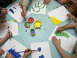 Five Days of Art Camp at Markeim Arts Center