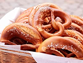 Sigmund's Pretzel Shop: $24 to Spend