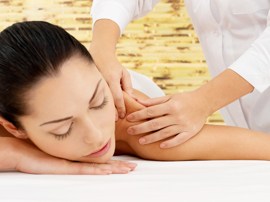 Deep Tissue Massage at Luna Massage Therapy