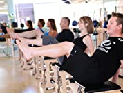 Three 50-Minute Group Pilates Classes