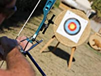 Archery Range Package or Party for Eight