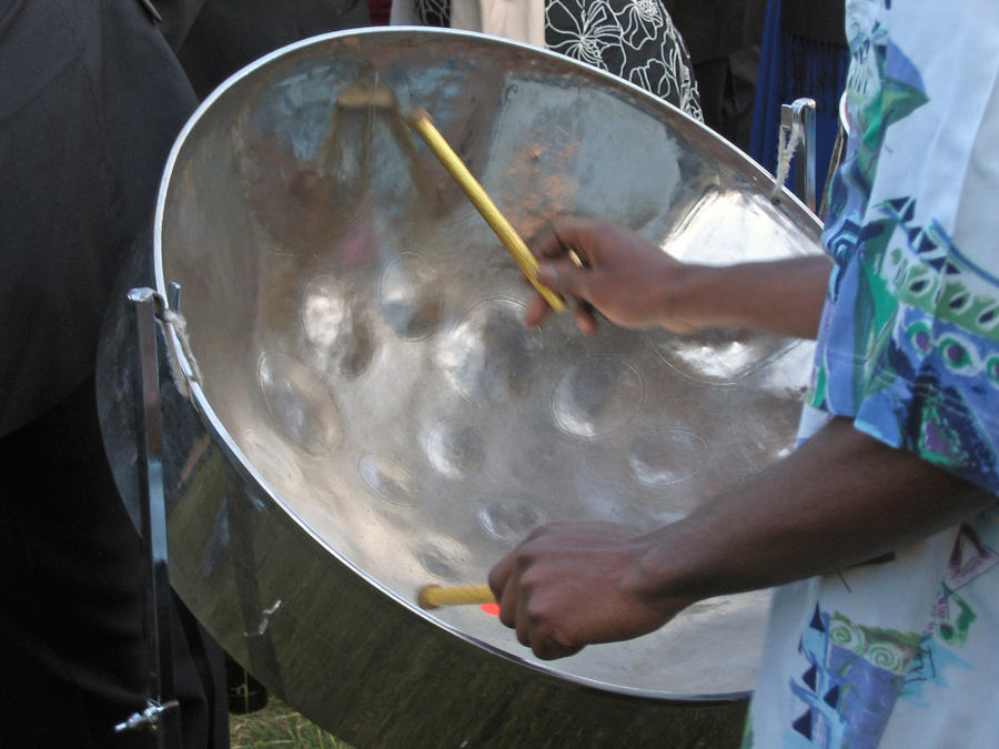 Three One-Hour Group Steel Drum Lessons