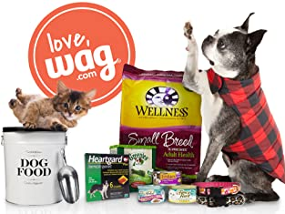 $25 to Spend on Pet Supplies at Wag.com