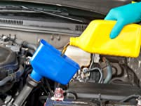 Oil Change: One or Three Standard or Synthetic