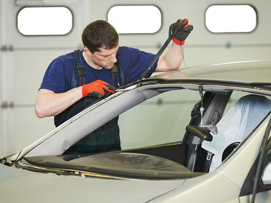 Mobile Windshield Repair or Replacement