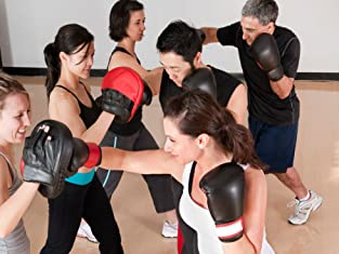 Shaping U Fitness Boxing Fitness Classes