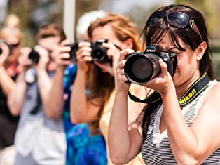 3.5-Hour DSLR Photography Course