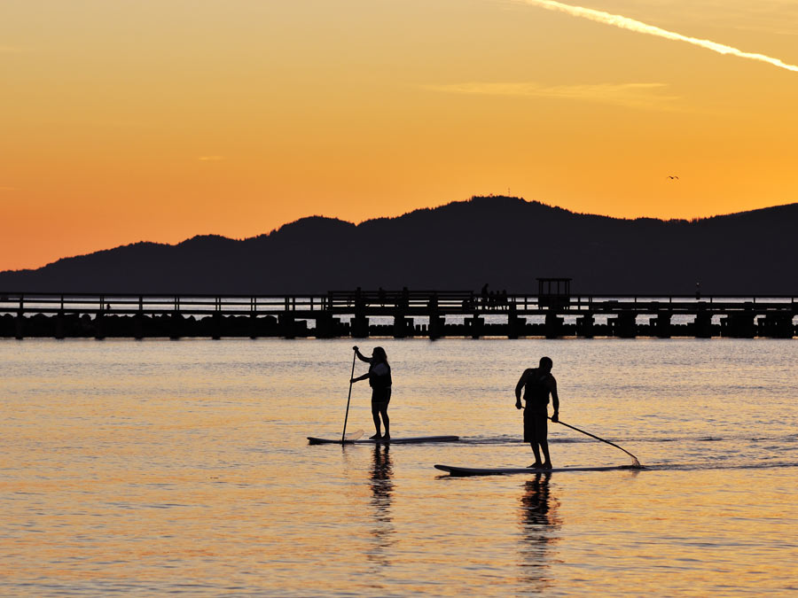 Stand-Up Paddleboard Rental or Lesson Package