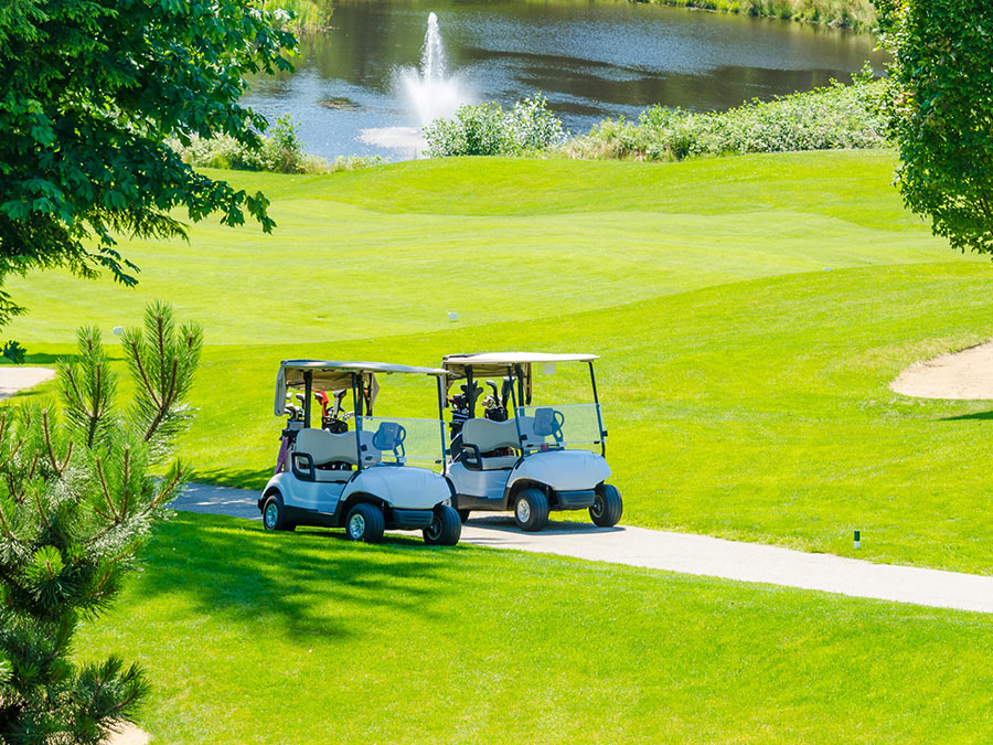 Golf for Two or Four at Beacon Rock Golf Course