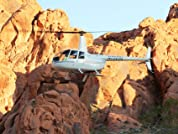 VIP Helicopter Tour: Vegas Strip and Red Rock Canyon