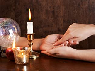 Aura, Palm, and Tarot Card Reading for One or Two