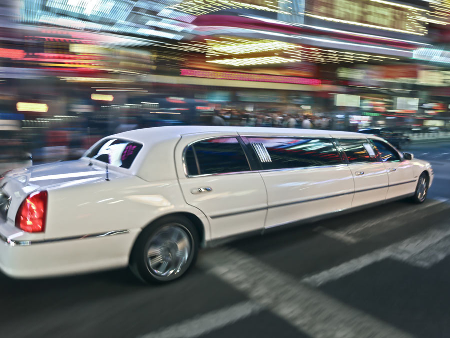 Four- or Six-Hour Limo Rental