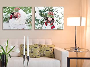 16x20 Photo-to-Canvas Print with Free Shipping