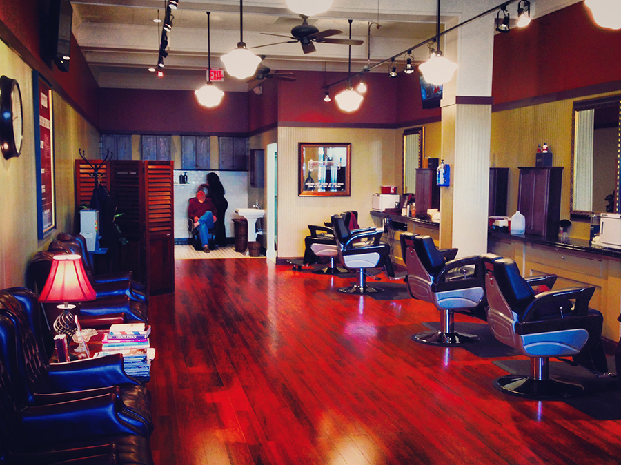 Choice of Signature Barber Packages
