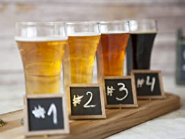 Beer Flights for Two or Four