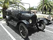 1918 Model T Tour with Lunch for Two