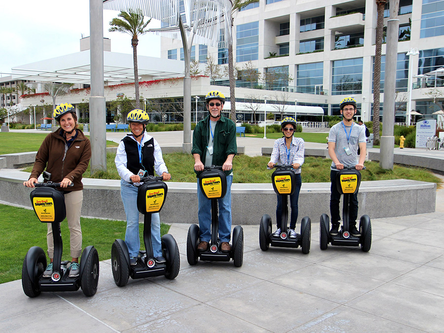 Long Beach or Sand and Sea Segway Tour