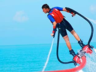 Flyboard Lesson for One, Two, or Four People