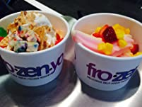 $10 to Spend or 5 Cups of Frozen Yogurt at FroZenYo