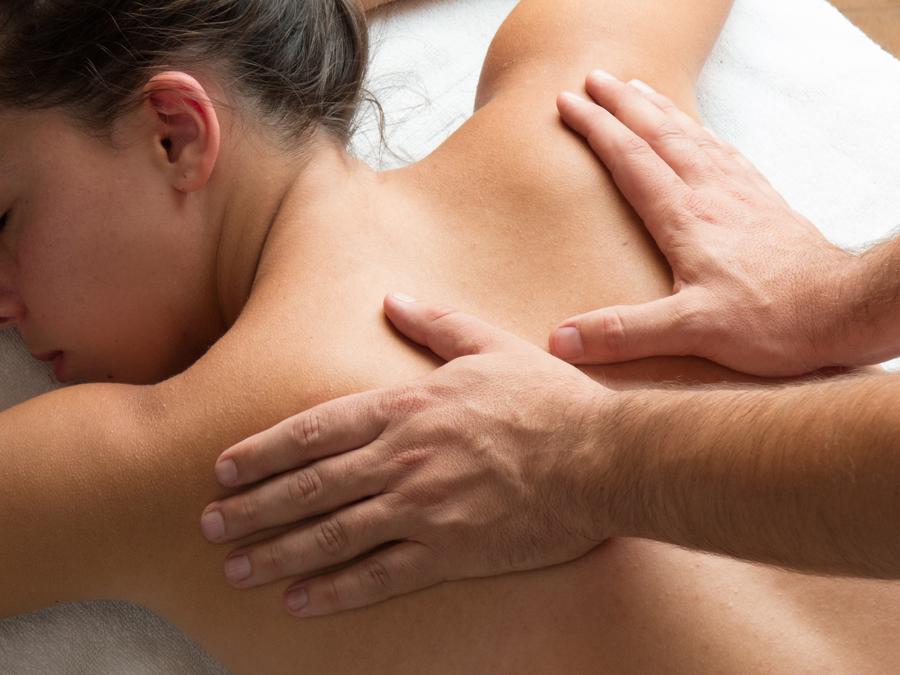 Signature Massage, Facial, or Both