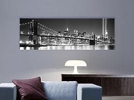 Bridge Art Canvas with Shipping