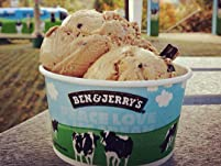 Ben & Jerry's: Punch Card for Ice Cream
